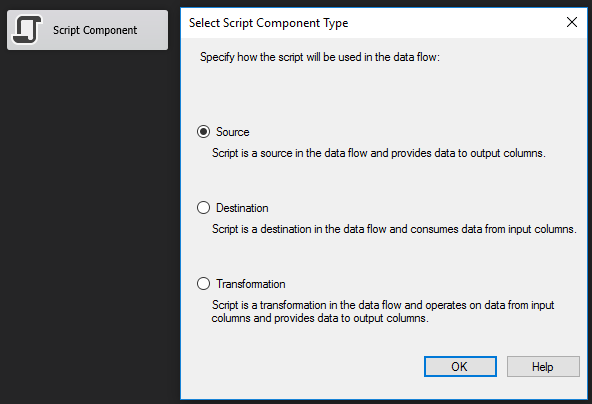 Download JSON Data with SSIS
